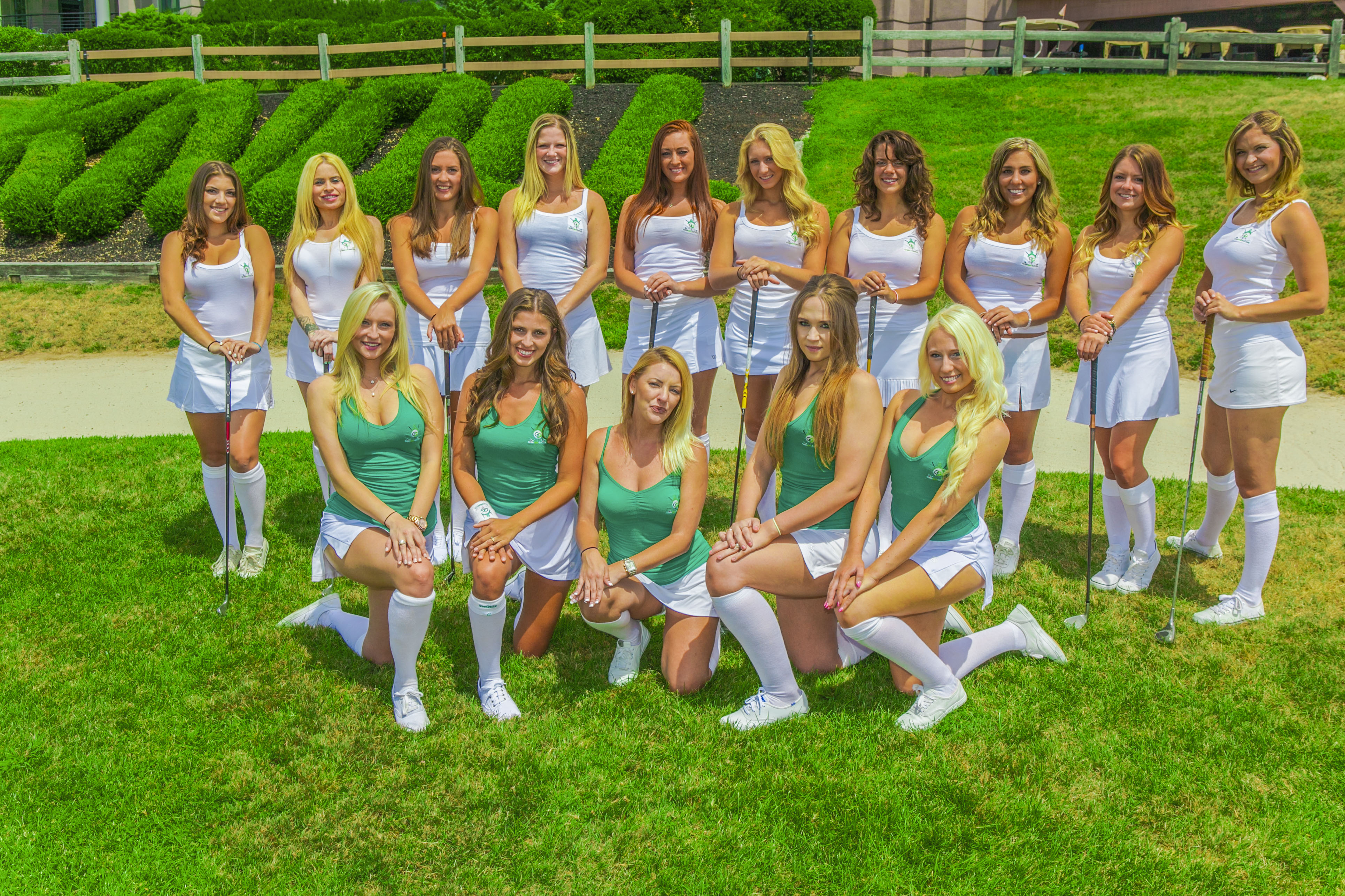 Green Girls Golf – The ultimate white glove caddie